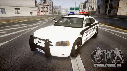 Dodge Charger 2010 New Alderney Sheriff [ELS] para GTA 4
