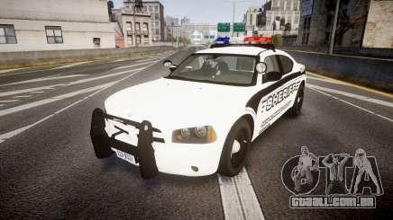 Dodge Charger 2010 New Alderney Sheriff [ELS] para GTA 4