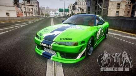 Nissan Silvia S14 JE Pistons para GTA 4