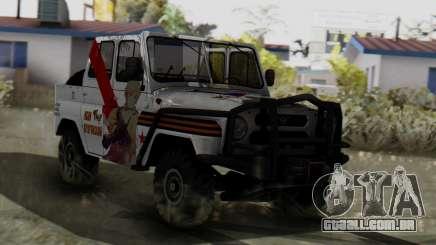 УАЗ 469 Ivan Braginsky para GTA San Andreas
