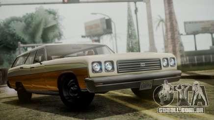 GTA 5 Dundreary Regina IVF para GTA San Andreas