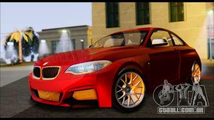 BMW 235i F22 para GTA San Andreas