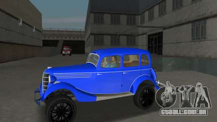 GAZ 11-73 Azul Royal para GTA Vice City