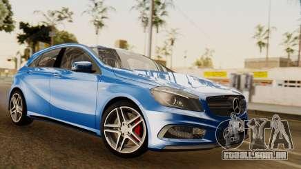 Mercedes-Benz A45 AMG 2012 PJ para GTA San Andreas