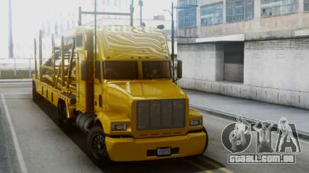 GTA 5 MTL Packer Driving IVF para GTA San Andreas