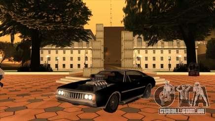 Muscle-Clover [BETA V.1] para GTA San Andreas