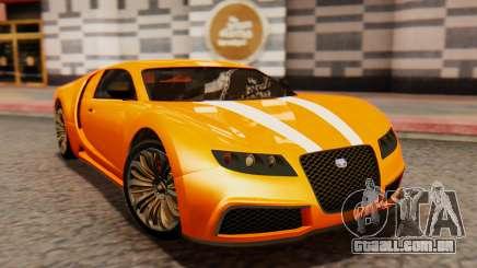 GTA 5 Adder Secondary Color para GTA San Andreas