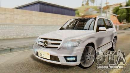 Mercedes-Benz GLK320 2012 para GTA San Andreas