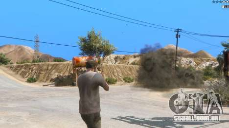 Insane Overpowered Weapons mod 2.0 para GTA 5