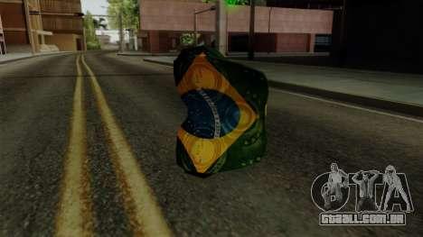 Brasileiro Thermal Goggles v2 para GTA San Andreas segunda tela