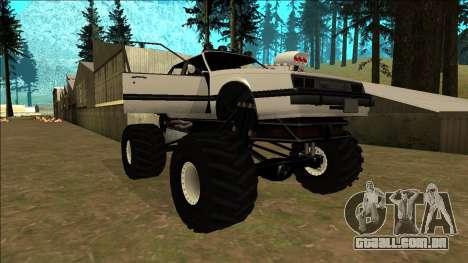 Willard Monster para o motor de GTA San Andreas