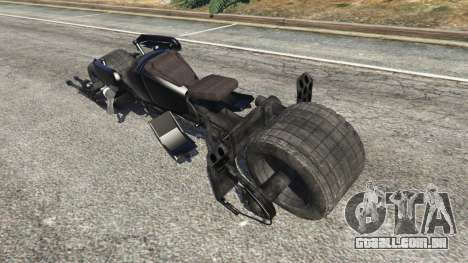 Batpod v1.1 para GTA 5