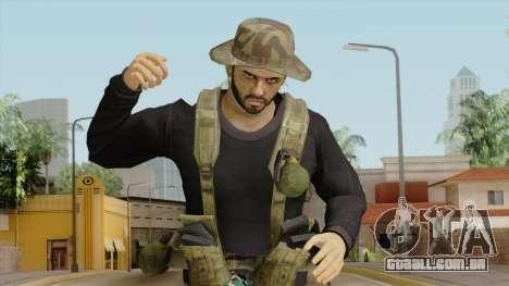 Autodefensa v2 para GTA San Andreas