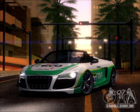 Queenshit Graphic 2015 v1.0 para GTA San Andreas sétima tela