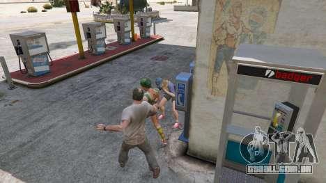 GTA 5 A Faca Do Rambo sexta imagem de tela