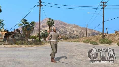 GTA 5 Katana segundo screenshot
