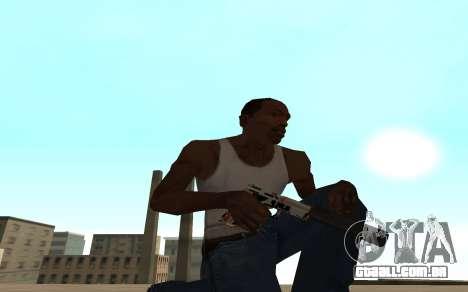 Asiimov Weapon Pack v2 para GTA San Andreas segunda tela
