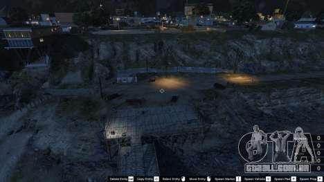 Map Editor 1.5 para GTA 5