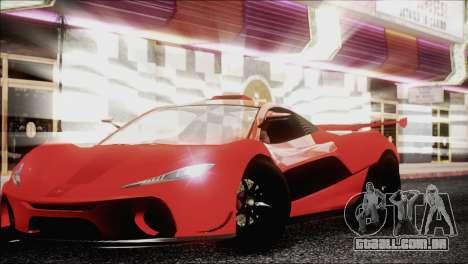TASTY ENBSeries 0.248 para GTA San Andreas oitavo tela