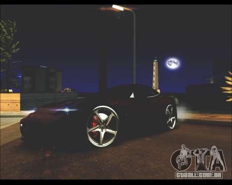 REXAS ENB v1 para GTA San Andreas quinto tela