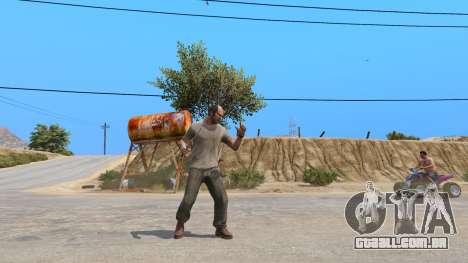 GTA 5 A Faca Do Rambo terceiro screenshot