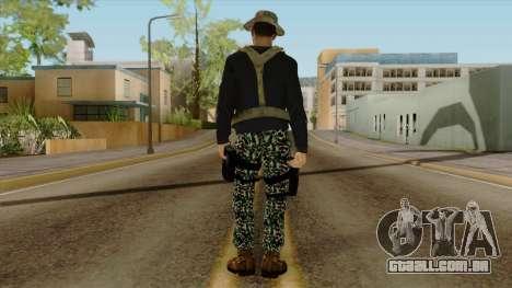 Autodefensa v2 para GTA San Andreas terceira tela