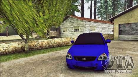 VAZ 2170 Vip Estilo para GTA San Andreas