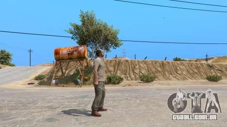 GTA 5 A Faca Do Rambo segundo screenshot