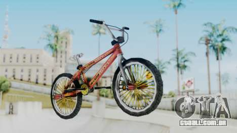 Bike from Bully para GTA San Andreas