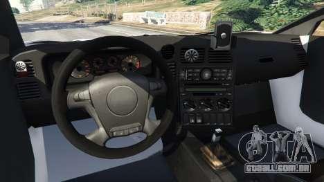GTA 5 Arrinera Hussarya v0.7 traseira direita vista lateral