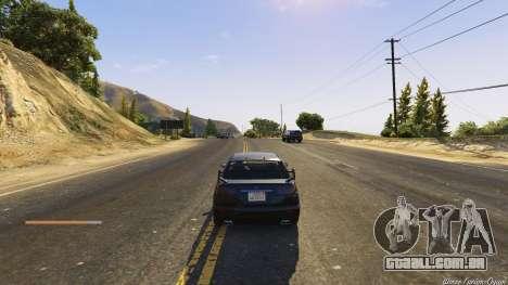 GTA 5 Sobreaquecimento do motor segundo screenshot