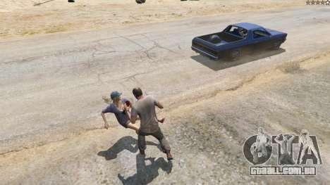 GTA 5 A Faca Do Rambo sétima screenshot