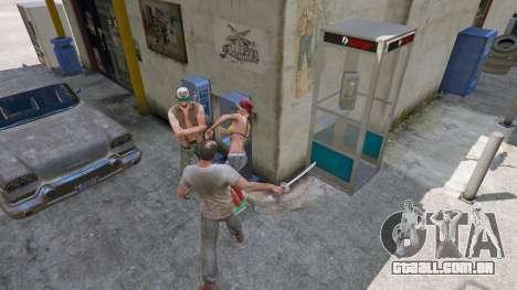 GTA 5 Katana quarto screenshot
