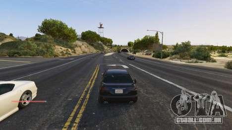 GTA 5 Sobreaquecimento do motor terceiro screenshot