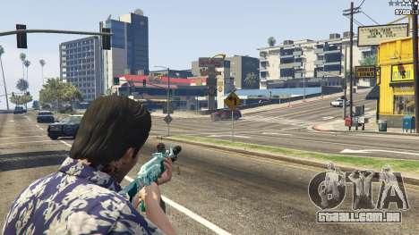GTA 5 Rifle de assalto Anime quarto screenshot