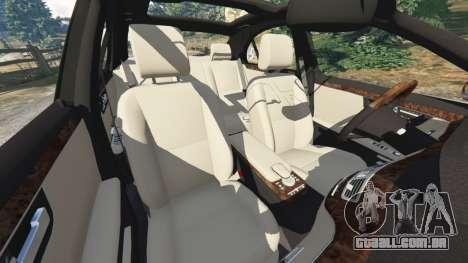 Roda GTA 5 Mercedes-Benz S550 W221 v0.4.1 [Alpha]