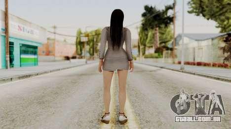 Kokoro Business Suit para GTA San Andreas terceira tela