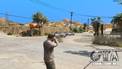 GTA 5 Insane Overpowered Weapons mod 2.0 terceiro screenshot