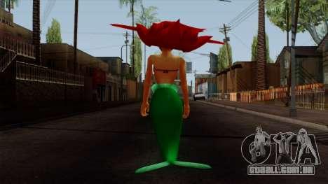 Ariel Human para GTA San Andreas terceira tela