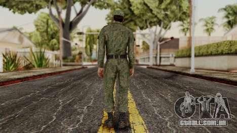 Aviador da força aérea para GTA San Andreas terceira tela