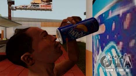 Rani Juice Can para GTA San Andreas segunda tela