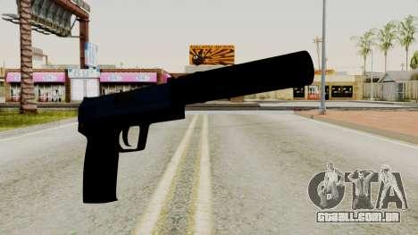 USP-S Guardian para GTA San Andreas