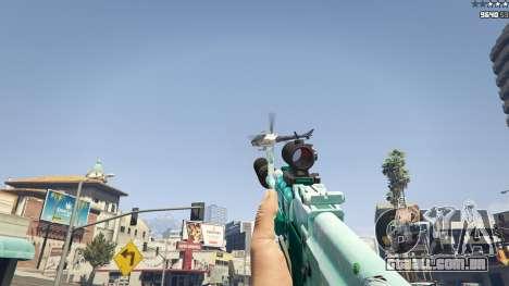 GTA 5 Rifle de assalto Anime sexta imagem de tela