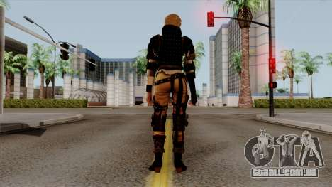 Ves from Witcher 2 para GTA San Andreas terceira tela