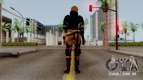 Ves from Witcher 2 para GTA San Andreas terceira tela