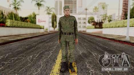 Aviador da força aérea para GTA San Andreas segunda tela