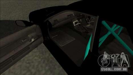 Nissan Skyline R32 Drift Monster Energy para GTA San Andreas vista direita