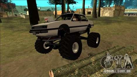 Willard Monster para as rodas de GTA San Andreas
