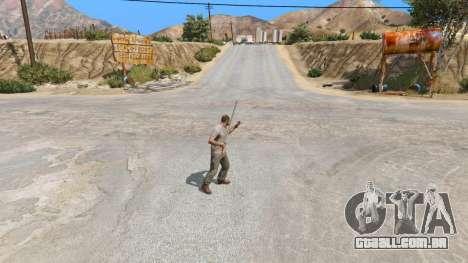 GTA 5 Espada Excalibur terceiro screenshot
