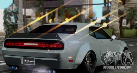 Masayume ENB V1 para GTA San Andreas sexta tela